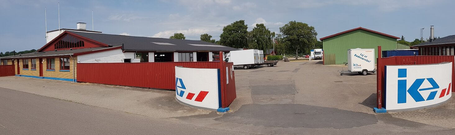 IKE ApS - Udlejningsservice